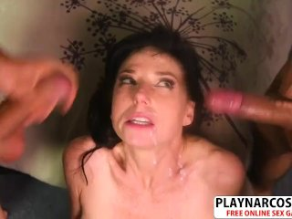 Do Not Charm Mom Karen Kougar Gets Nailed Hard By Her Girlfriend