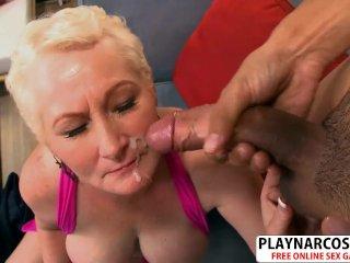 Beautiful Stepmom Miriam Harding Take Cock Sweet To Her Son