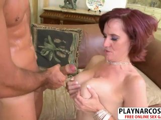 Charm Not Mother Debi Gets Nailed Hot Young Step-Son