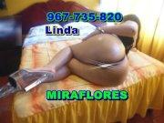 967735820 LINDA MIRAFLORES culona kinesiolo