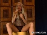 Stacy Silver stroking