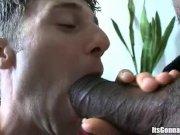 Boy taking a black dick 1