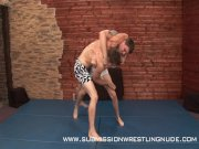 Petr Morava vs Milan Perger Male Nude Wrestle