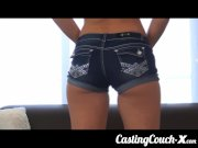 Casting Couch-X Gymnast