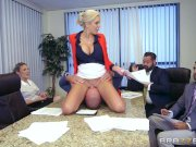 Face sitting with Nina Elle - Brazzers