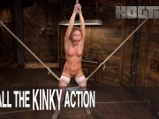 The Pope Dominates Penny Pax in Grueling Bondage