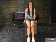 Sex slave scene 1 Helpless teenager Evelyn