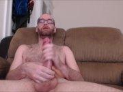 Jerking Off Hot Big Dick