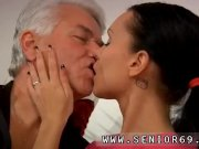 Old guy young girl and sex par