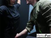 Master Marica teaches ninja st