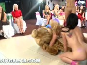 DANCING BEAR - Crazy Party Girls Get Fucked By