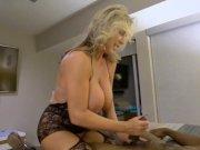 Hot Stepmom Enjoys A Big Black Cock