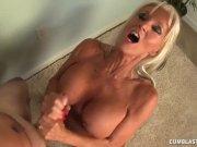 Big Tits;Cumshot;Mature;Blonde;HD