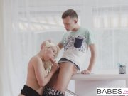 Babes -  Lucky guy fucks his hot teacher Lucy