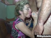 Mature and Rasta loves Double Penetration! Nasty Amateurs!