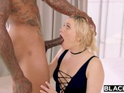 BLACKED MIA MALKOVA WORSHIPS BBC IN FIRST IR!!