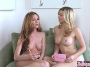 Twistys - Nude Interview with Bree Morgan and Heather Vandeven