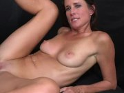 MILF Trip - Face full of cum for athletic brunette MILF - Part 2