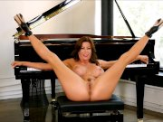 MILF Alexis Fawx shows her goodies to make you feel fuck