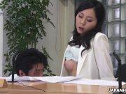 Japanese lady, Miyuki Ojima got fingered, uncensored