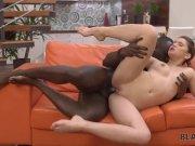 BLACK4K. Huge dick of new black friend makes white babe Evelina Darling