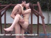 Young man seduces Yuuka Kaede and fucks her - More at javhd net