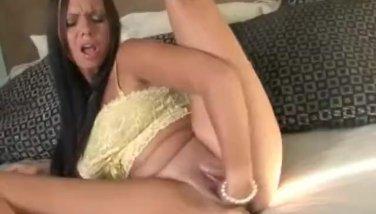 Nice chick fisting herself 2