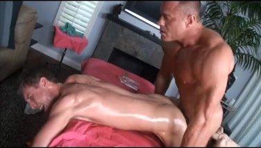 Extra slippery massage