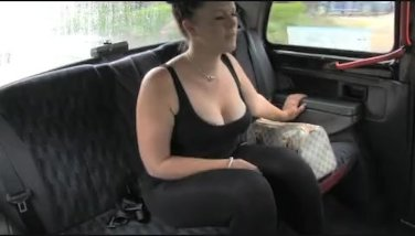 FakeTaxi - London taxi in spycam sex tape