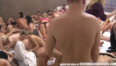 Adult orgy