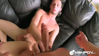 MenPOV - Tanner Shields Fucks POV with Billie