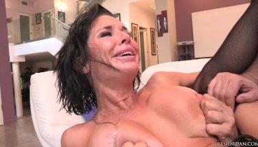 Veronica Avluv Two Dicks Anal Redtube Free Brunette Porn Videos Facials Movies