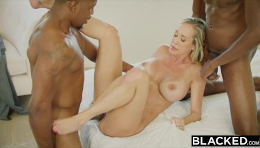 sleeping daughter and milf