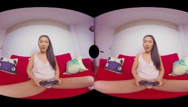 VirtualRealPorn - Overwatch girl