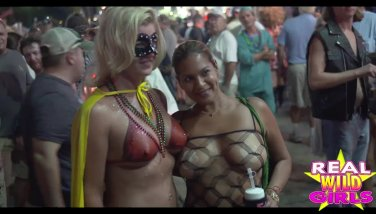 Street Party Flashing in Key West High Quality  p1