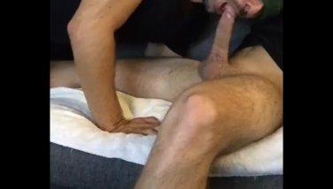 Sucking Married Straight Buddy