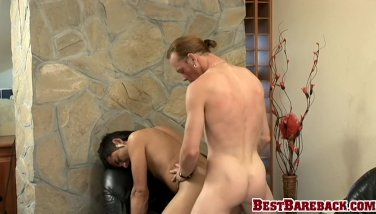 Two tattooed lovers getting nasty
