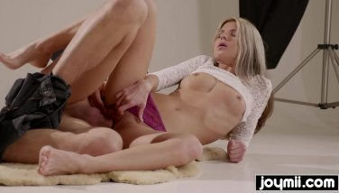 Model Gina Gerson seduces best friends boyfriend and let him cum in mouth