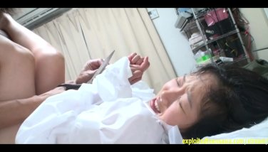 Debut Chan Flattest Chest Ever  Jav Idol Chihiro Sano Bound & Taunted