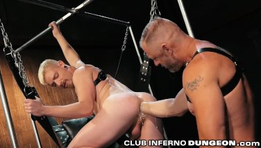 ClubInfernoDungeon Amateur Cumshot & Fetish Daddy Fisted Me