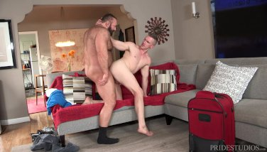 DylanLucas This Bear Daddy Landlord Might Just Be Into Young Men