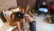 Lesbian yumi and lucy pearl Sandra and anita behind the scenes