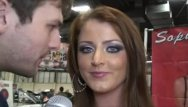 Scores adult ny Gianna lynn and sophie dee at exxxotica ny