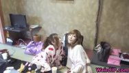 Hot orgy sexy Crazy japanese chicks and hot orgy 2