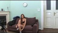 Xxx realty - Stunning young girl at her first casting