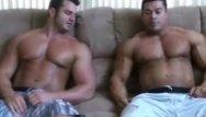 Gay movie muscle sample Massage muscle stud videos