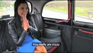 Sex with an amputee woman Faketaxi - sex starved woman