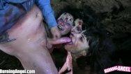 Zombie porn vids Burning angel evil head zombie fucking orgy