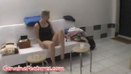 Real amateur clips xxx - Real czech chubby chick in backstage clip