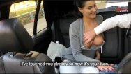 Backseat facials Faketaxi - backseat sex on public roadside